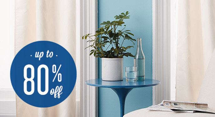 Window Treatments: Up to 80% Off at Gilt