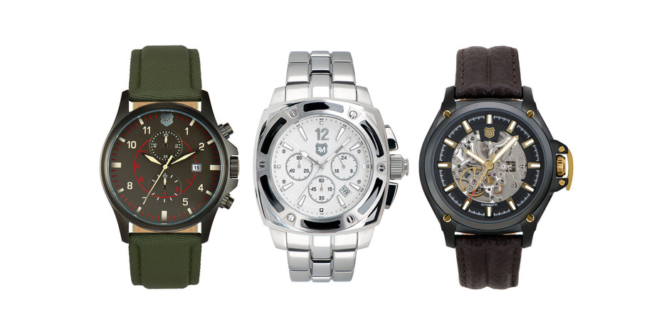 Andrew Marc: A Watch For Every Occasion