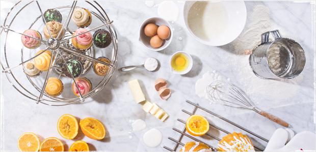 After-School Baking: Cake Mixes, Pans, & More at Rue La La
