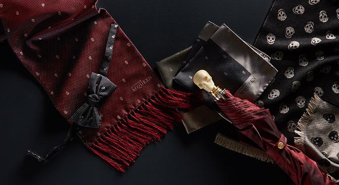 Alexander McQueen Accessories at Gilt