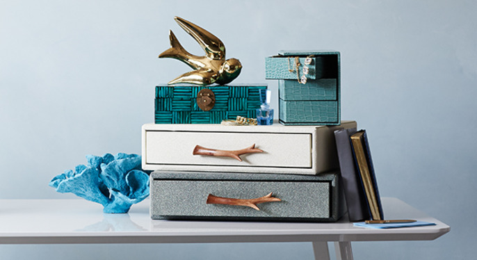 Back to Nature: Accents & More at Gilt