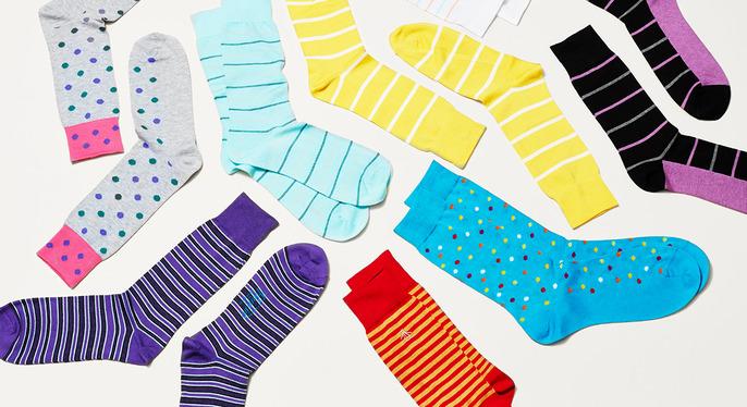 Bold Socks at Gilt