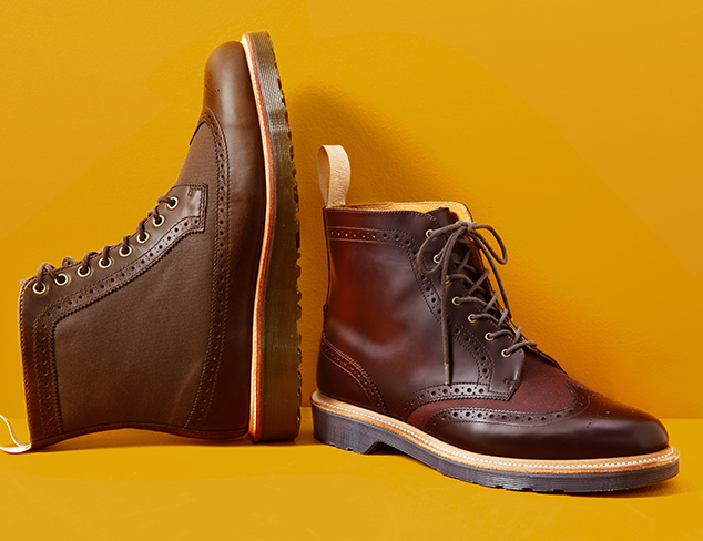 Casual Boots & More feat. Dr. Martens at MYHABIT