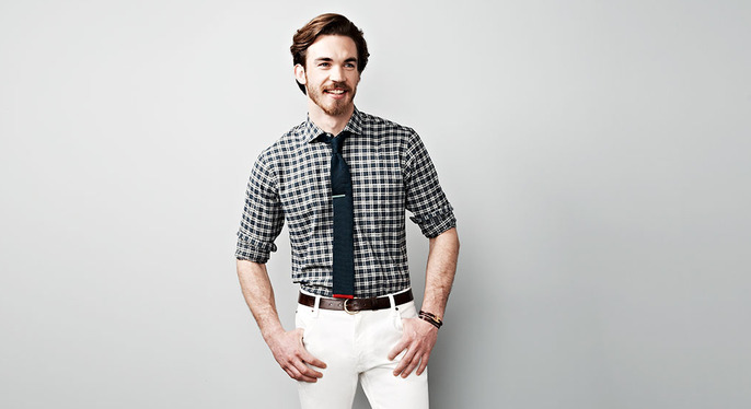 Casual Button-Ups at Gilt