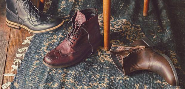 Casual-Cool Men's Boots for Fall at Rue La La