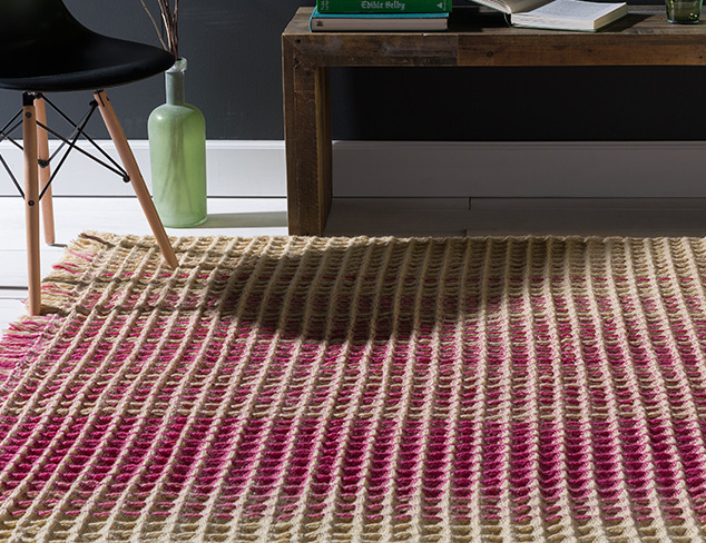 Contemporary Graphic Rugs at MYHABIT
