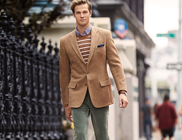 Corbin Trousers & Sportcoats at MYHABIT