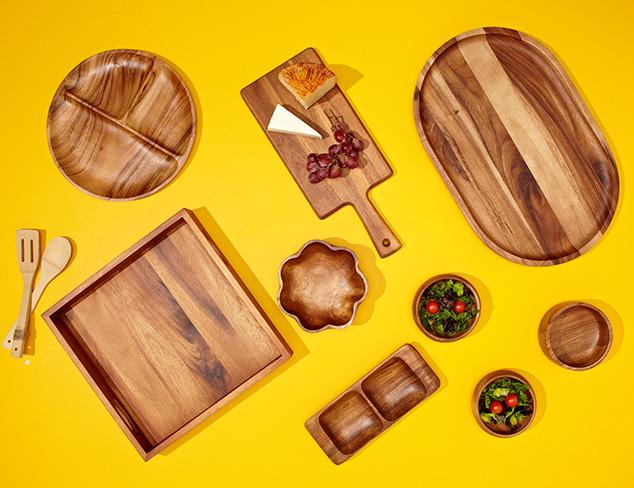 Core Home: Bamboo & Acacia at MYHABIT