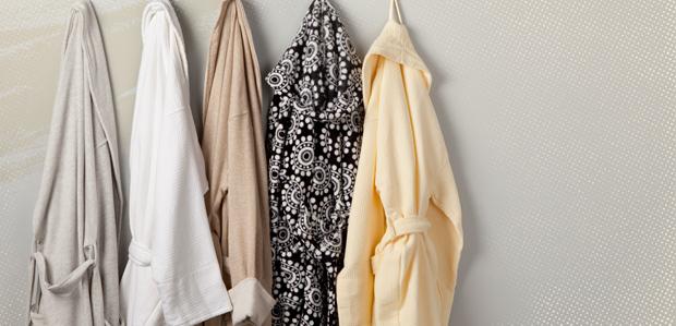 Cotton Robes & Slippers: By Aegean Apparel & More at Rue La La