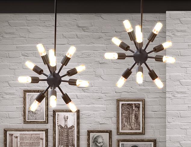 Customer Favorites: Lighting at MYHABIT