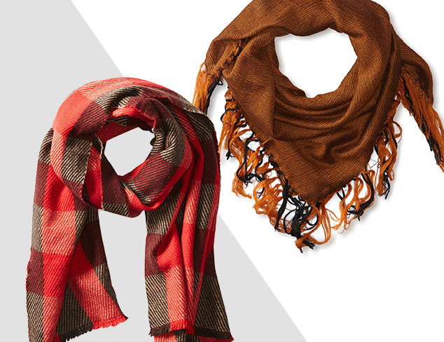 Designer Scarves: Rick Owens, Jil Sander & More at MYHABIT