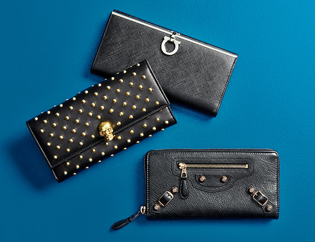 Designer Wallets feat. Balenciaga at MYHABIT