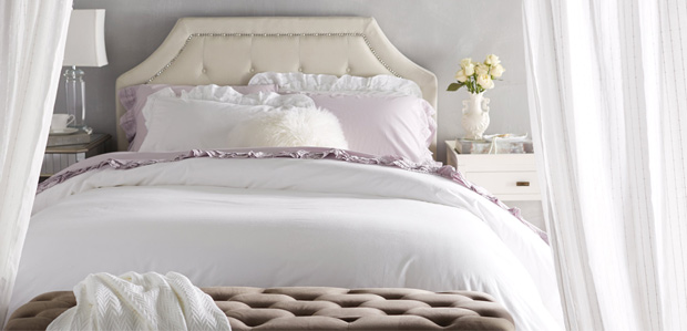 Dreamy Nights: The Romantic Bedroom at Rue La La