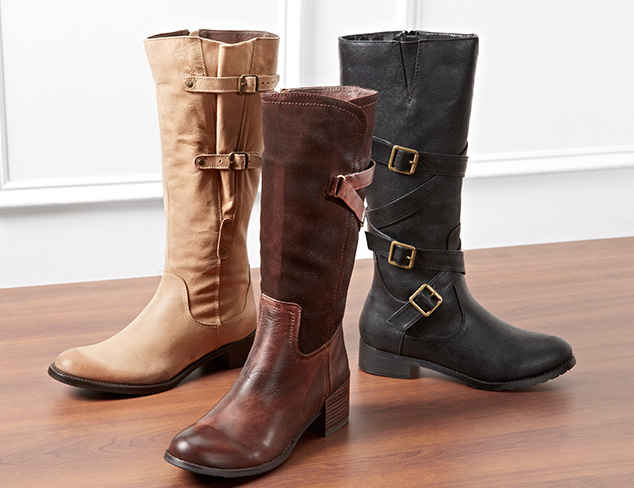 Fall Boots We Love at MYHABIT