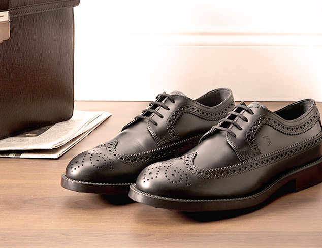 Fall Fundamentals: Thick-Soled Oxfords at MYHABIT