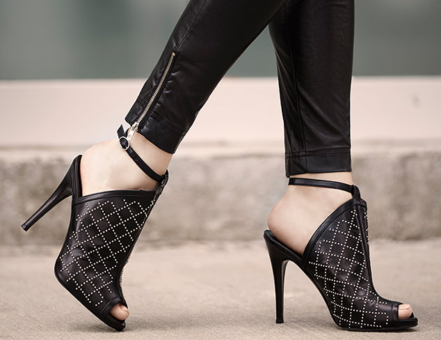 Fall Trend to Try: Ankle Strap Shoes at MYHABIT
