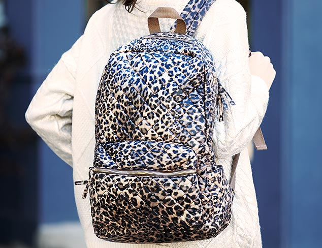 Fall Trend to Try: Backpacks at MYHABIT