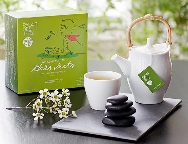 Foodie Favorites: Palais des Thés Tea at MYHABIT