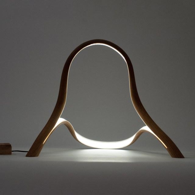 John Procario Freeform I Table Lamp