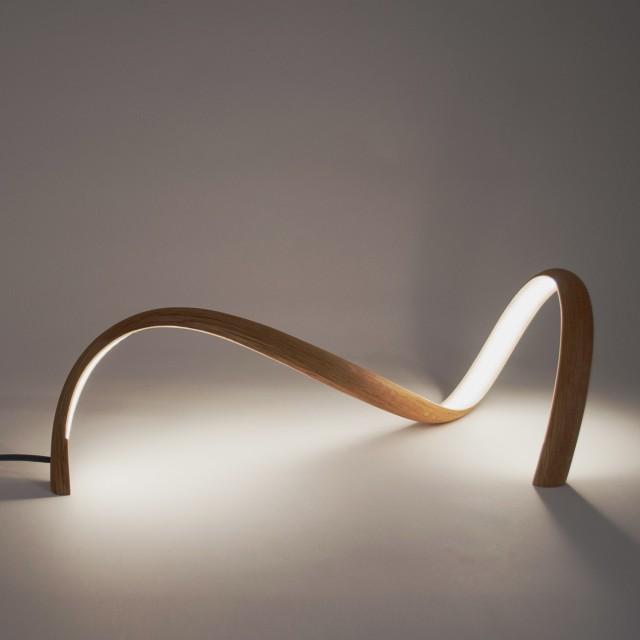 John Procario Freeform IV Table Lamp