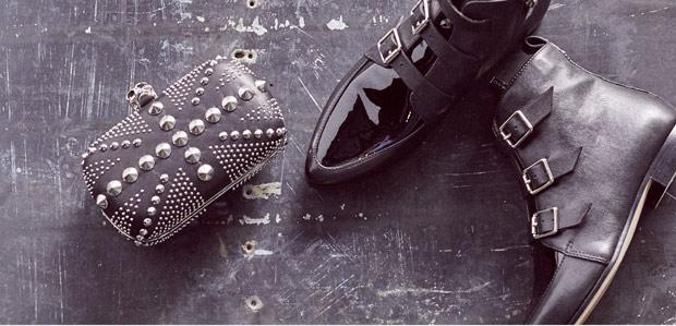 Get the Rocker-Chic Look: Alexander McQueen & More at Rue La La