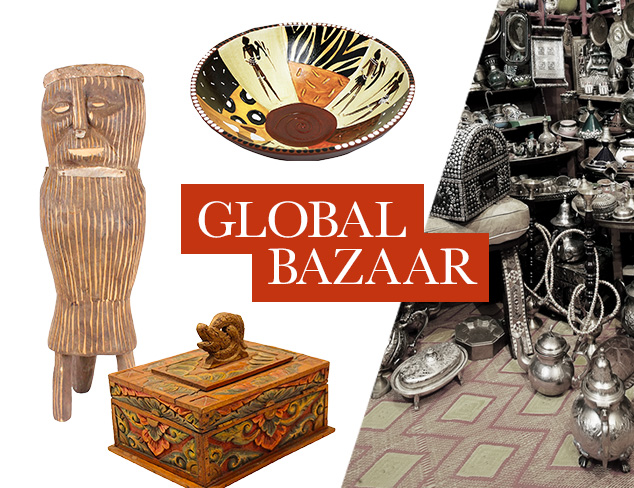 Global Bazaar at MYHABIT