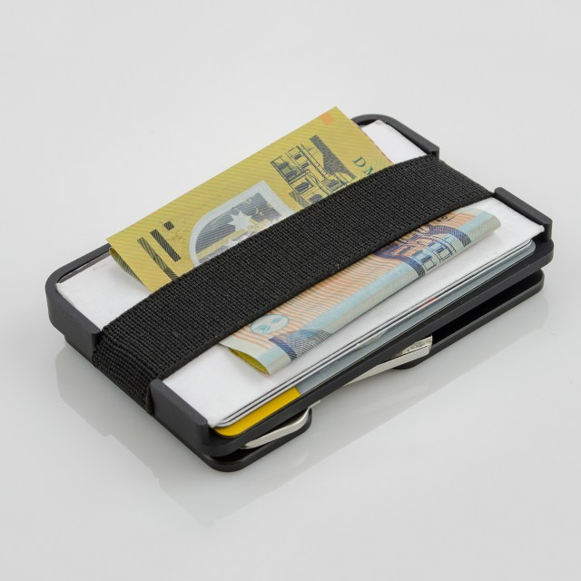 Liquid Wallet in Black