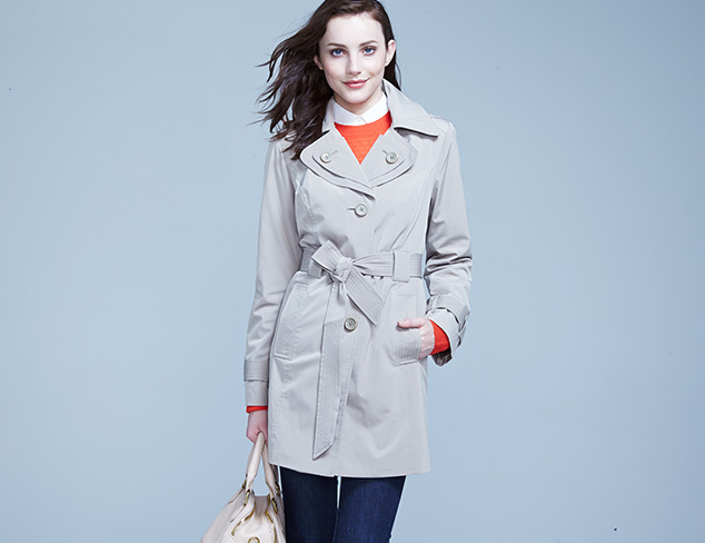 London Fog Outerwear at MYHABIT