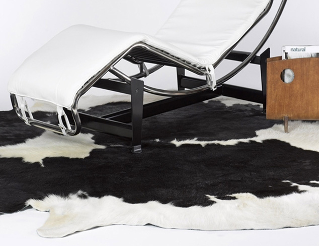 Luxe Hide Rugs & Pillows at MYHABIT