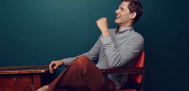 Master Business Casual: Chinos, Sweaters, & More at Rue La La