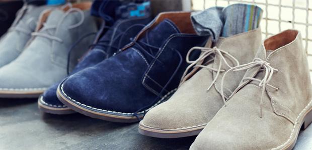 Men's Fall Shoes & Bold Socks: Wear Them Together at Rue La La