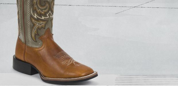 Men's Western Boots: Walk the Walk at Rue La La