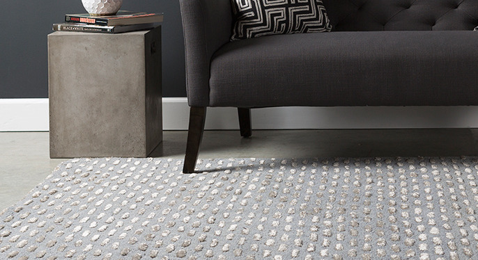 Metallic Moment: Rugs at Gilt