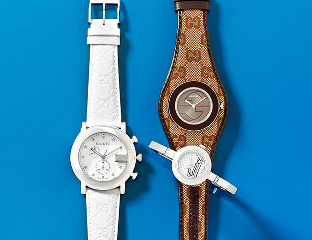 New Arrivals: Gucci Watches at MYHABIT