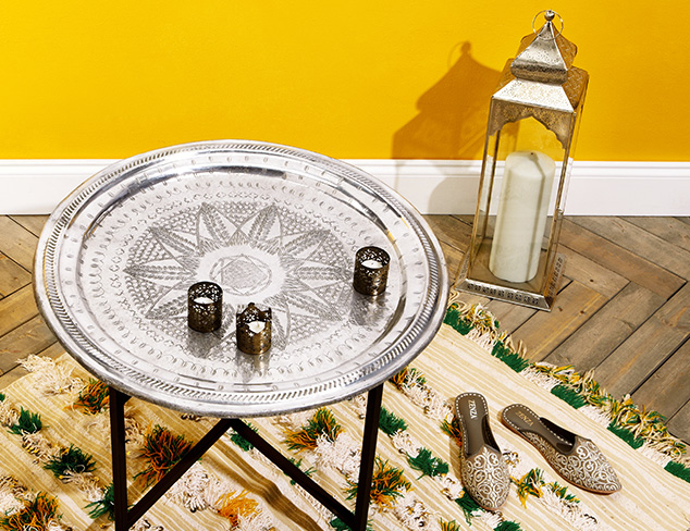 New Markdowns: Vintage Eastern-Inspired Décor at MYHABIT