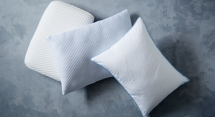 No Sweat: Temperature-Regulating Bedding at Gilt