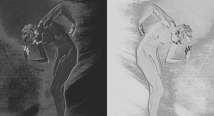 Nudes: Curated by Saatchi Art at Gilt