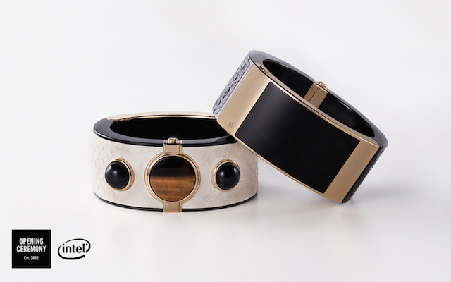 Opening Ceremony MICA Luxury Bracelet with Wearable Tech_3