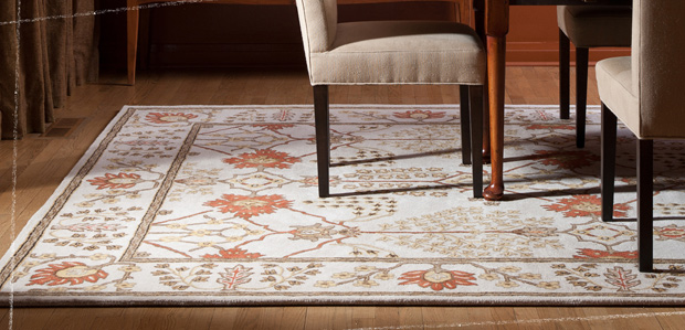Oriental-Style Rugs: For a Steal at Rue La La