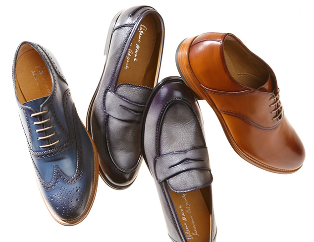 Oxfords & Loafers feat. Antonio Maurizi at MYHABIT