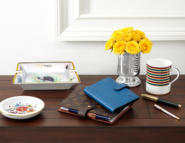 Personal Touch: Coffee Table Décor at MYHABIT