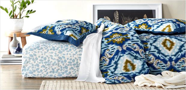 Rizzy Home Rugs, Comforters, & More at Rue La La