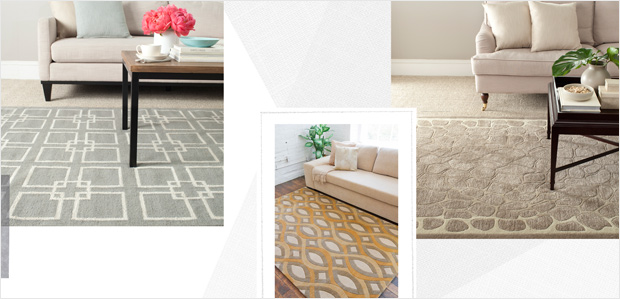 Roll Out the Red Carpet: Rugs by Designer at Rue La La