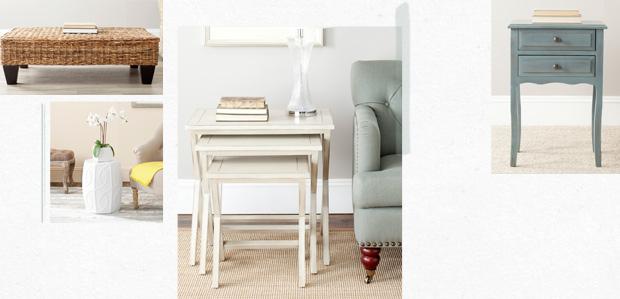 Safavieh Furniture & Pillows at Rue La La