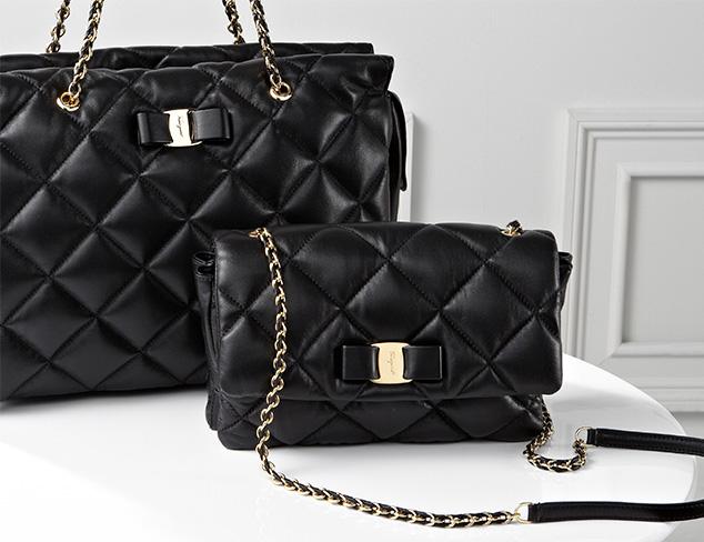 Salvatore Ferragamo Bags & Accessories at MYHABIT