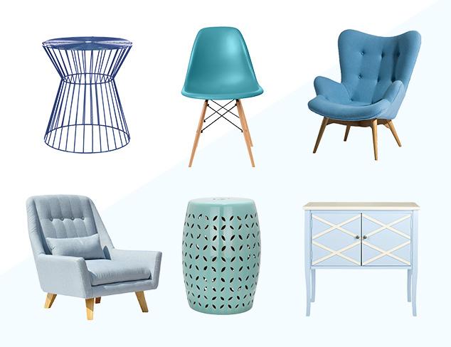 Something Blue: Furniture at MYHABIT