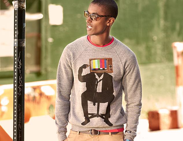 Sweatshirts & More feat. ARKA at MYHABIT