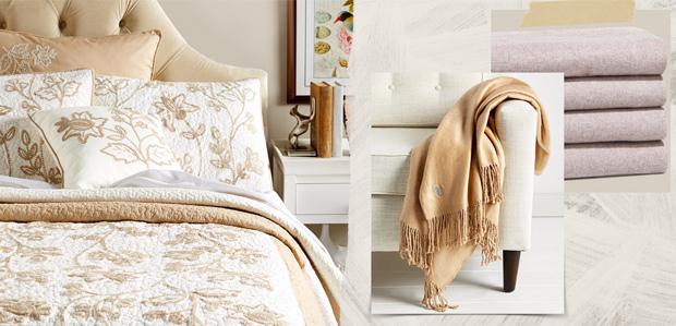 The Fall Bedroom Refresh: Quilts, Sheets, & More at Rue La La