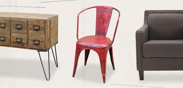 The Modern-Country Look: 54 Furniture Picks at Rue La La