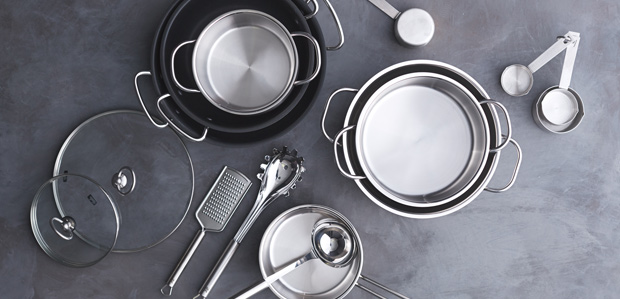 The Professional Kitchen: Stainless Steel & More at Rue La La